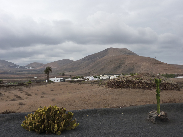 Paisaje Lanzarote
